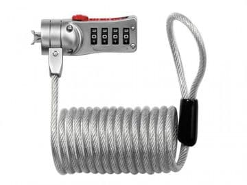 Combi Computer Cable Lock 1.8m x 5mm